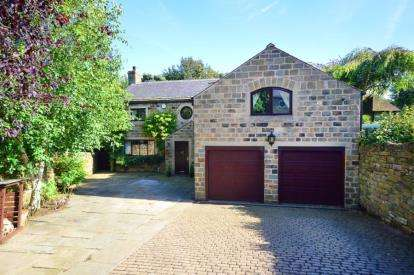 4 Bedrooms Detached House for sale in Home Farm Court, Wortley, Sheffield, South Yorkshire