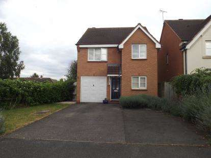 3 Bedrooms Detached House for sale in Hoopers Close, Bottesford, Nottingham, Leicestershire