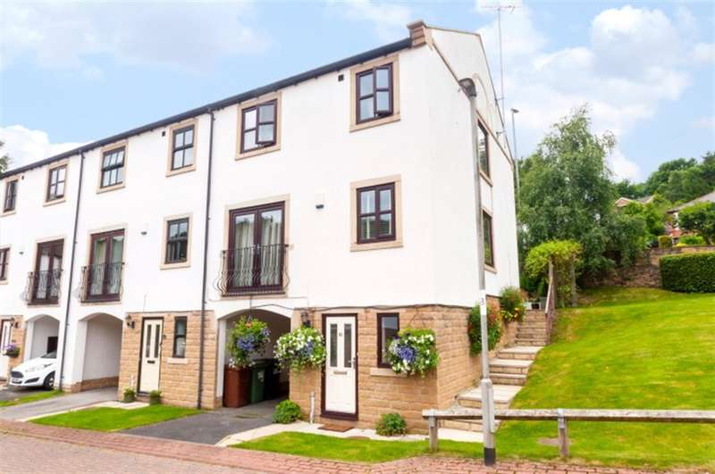 3 Bedrooms End Of Terrace House for sale in Tawny Beck, Leeds, LS13 4UW
