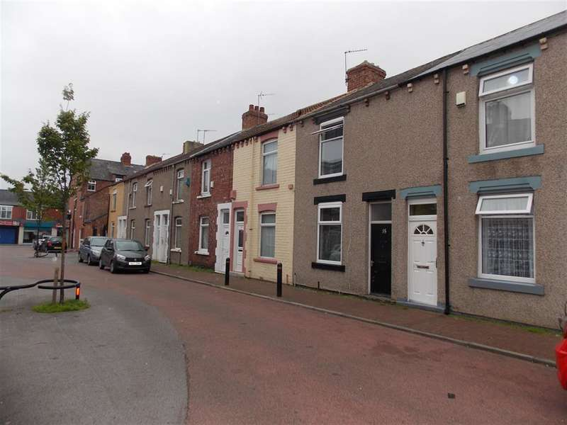 2 Bedrooms Terraced House for sale in Harford Street, Middlesbrough, TS1 4PR