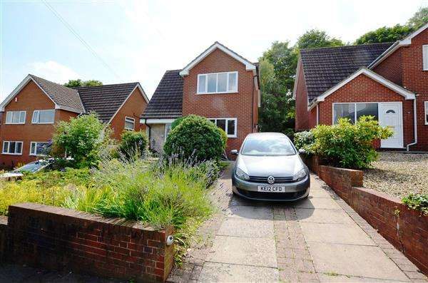 3 Bedrooms Detached House for sale in Regent Street, Stoke, Stoke-On-Trent