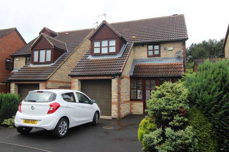 3 Bedrooms Detached House for sale in Beech Avenue, The Pastures, Cramlington