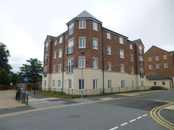 2 Bedrooms Apartment Flat for sale in Scholars Court, Dringhouses, York