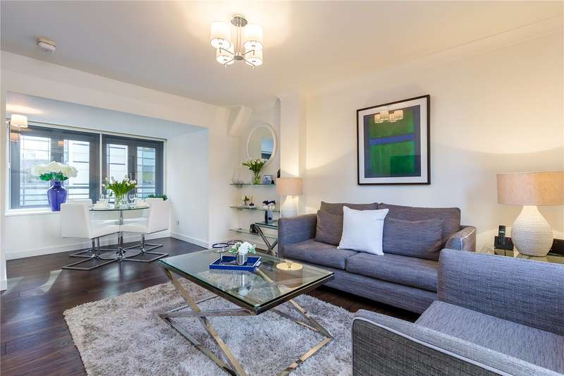 1 Bedroom Flat for sale in City Wall House, 10 Wormwood Street, City Of London, EC2M