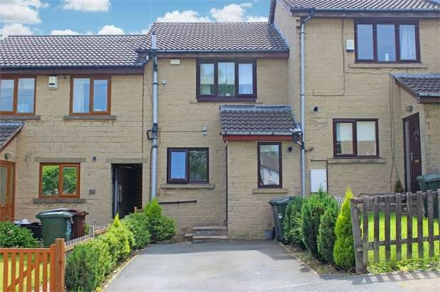 2 Bedrooms Terraced House for sale in The Bank, Bradford, West Yorkshire