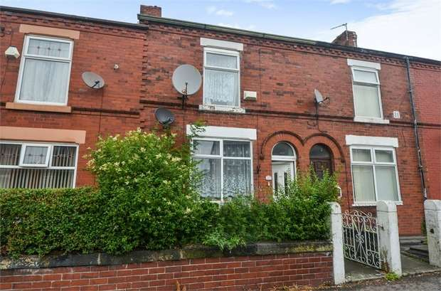 4 Bedrooms Terraced House for sale in Highfield Road, Levenshulme, Manchester