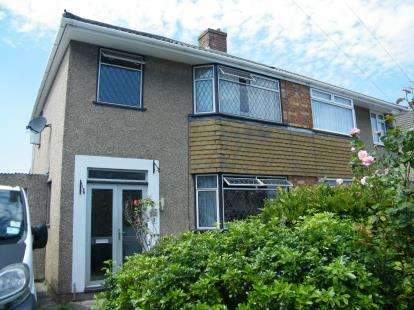 3 Bedrooms Semi Detached House for sale in Larch Road, Kingswood, Bristol