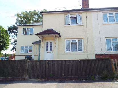 3 Bedrooms Terraced House for sale in Coxford, Southampton, Hampshire
