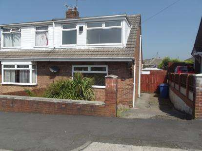 3 Bedrooms Semi Detached House for sale in Camberwell Crescent, Wigan, Greater Manchester, WN2