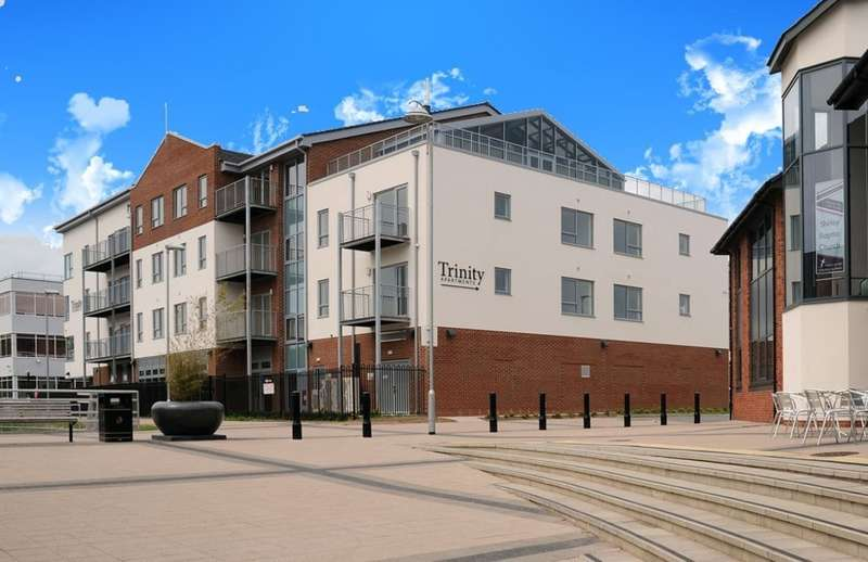 2 Bedrooms Flat for sale in Trinity Apartments, 1 Trinity Way