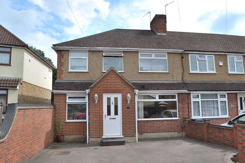 4 Bedrooms End Of Terrace House for sale in Fern Way, Garston Watford