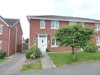 3 Bedrooms Semi Detached House for sale in Ferndale, Hyde, Greater Manchester
