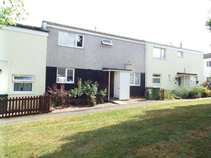 3 Bedrooms Terraced House for sale in Pedmore Close, Redditch, Worcestershire