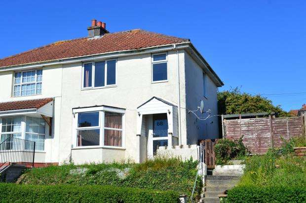 3 Bedrooms Semi Detached House for sale in Weston Park Road, Plymouth, Devon