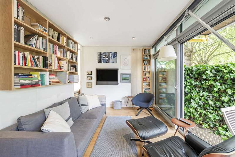 1 Bedroom Apartment Flat for sale in Montevetro, Battersea Church Road, London, SW11