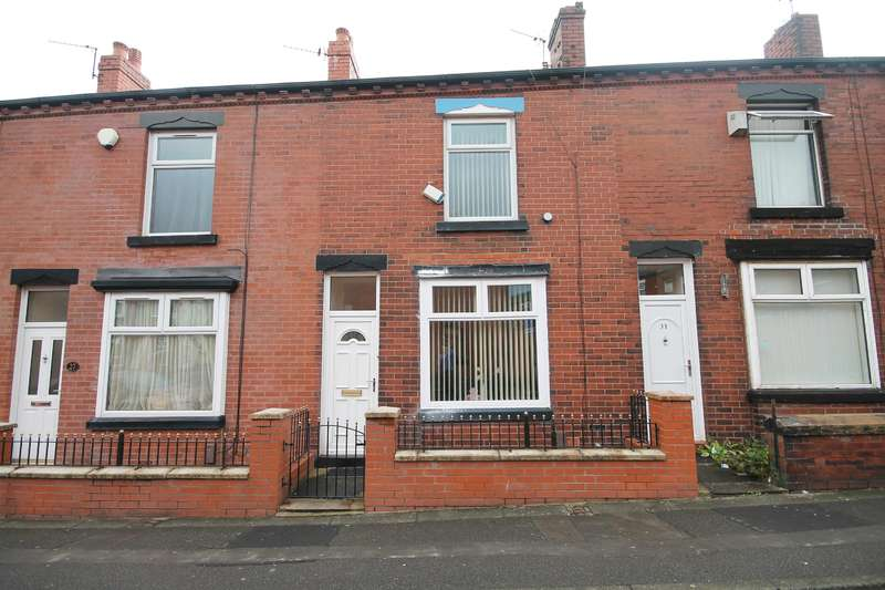 2 Bedrooms Terraced House for sale in Calvert Road, Great Lever, Bolton, BL3 3BT