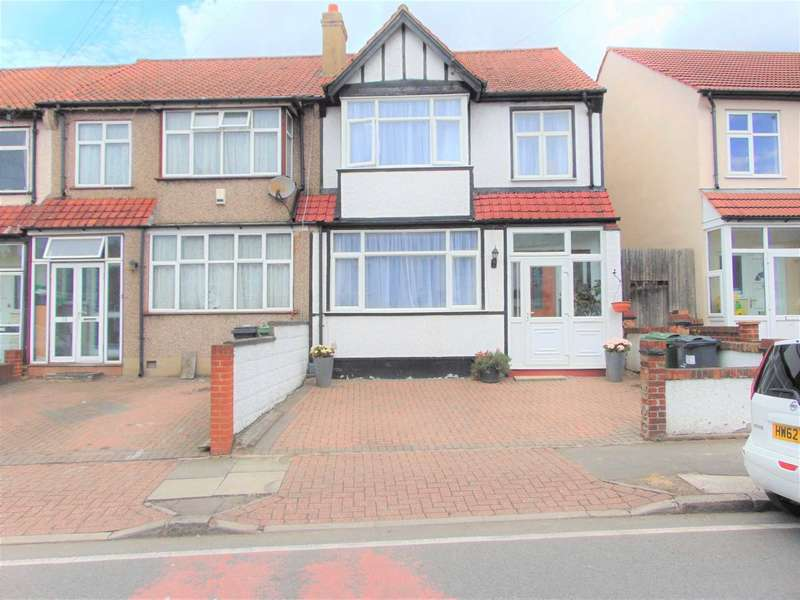 3 Bedrooms End Of Terrace House for sale in Leonard Road, SW16