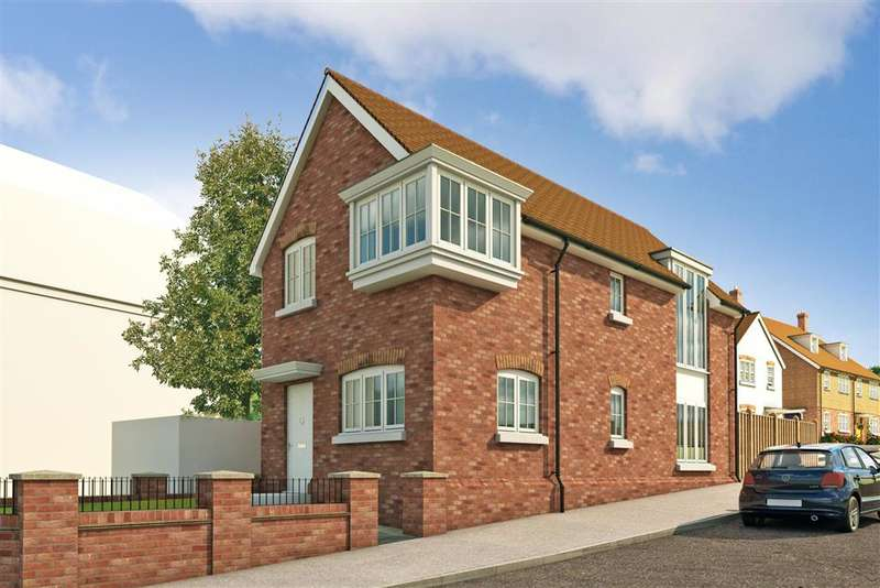 2 Bedrooms End Of Terrace House for sale in Tolhurst Way, Lenham, Maidstone, Kent
