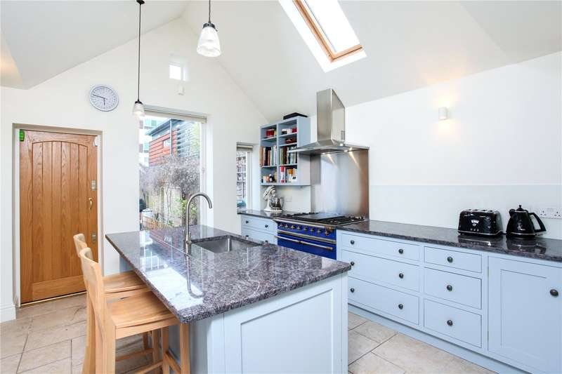 4 Bedrooms Terraced House for sale in High Street, Eton, Berkshire, SL4