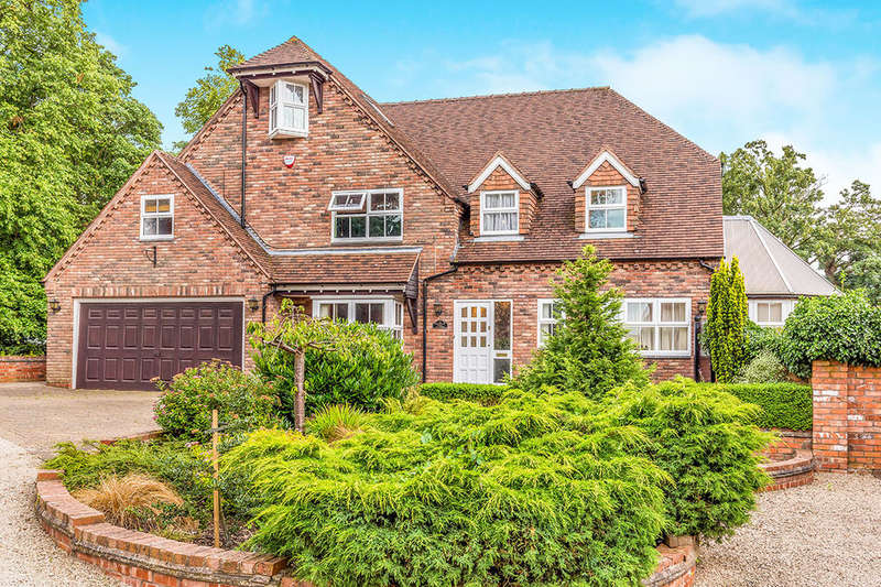 6 Bedrooms Detached House for sale in Sketchley Hall Gardens, Burbage, Hinckley, LE10