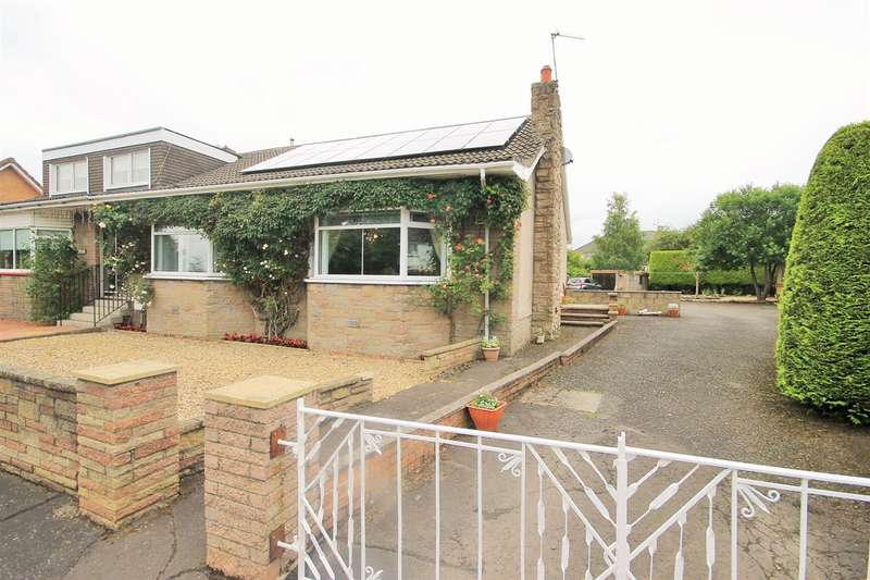 3 Bedrooms Semi Detached House for sale in Byresknowe Lane, Motherwell