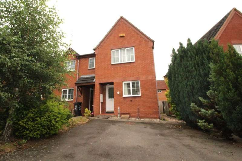 2 Bedrooms Property for sale in Tillingham Road, Leicester, LE5