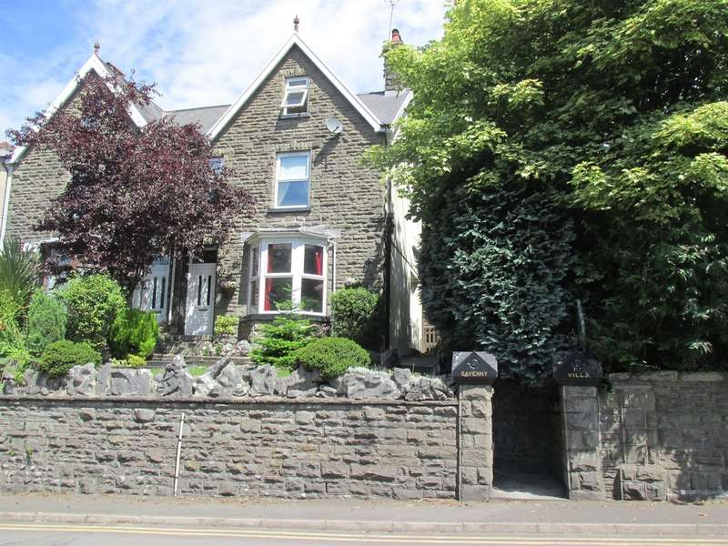 4 Bedrooms Semi Detached House for sale in Penydarren Road, Penydarren, Merthyr Tydfil