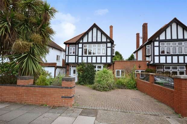 4 Bedrooms Detached House for sale in Norval Road, WEMBLEY, Middlesex