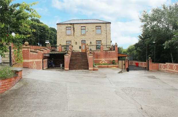 6 Bedrooms Detached House for sale in Wakefield Road, Dewsbury, West Yorkshire