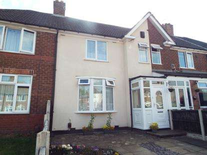 3 Bedrooms Terraced House for sale in Dormington Road, Kingstanding, Birmingham, West Midlands