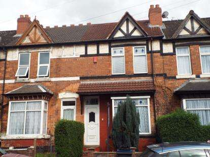 3 Bedrooms Terraced House for sale in Gravelly Lane, Erdington, Birmingham, West Midlands