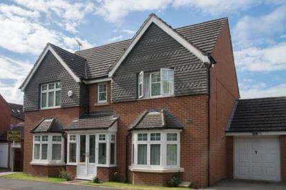 4 Bedrooms Detached House for sale in Navigation Drive, Birmingham, West Midlands