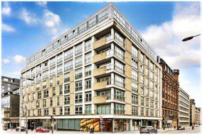 2 Bedrooms Flat for sale in George Street, Merchant City, Glasgow