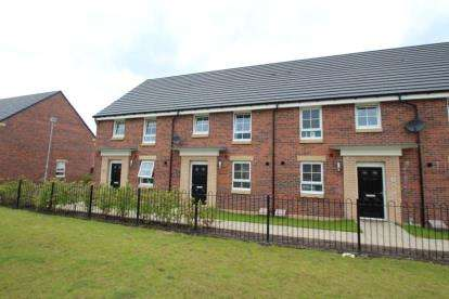 3 Bedrooms Terraced House for sale in Earls Bridge Place, Irvine, North Ayrshire