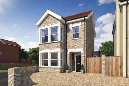 4 Bedrooms House for sale in Manor Road, Romford