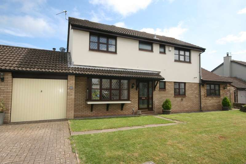 4 Bedrooms Detached House for sale in Cog Road, Sully, Penarth. Vale of Glamorgan CF64 5TE