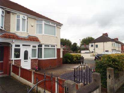 4 Bedrooms Semi Detached House for sale in Campbell Drive, Liverpool, Merseyside, L14