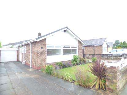 2 Bedrooms Bungalow for sale in Hill View, Widnes, Cheshire, WA8