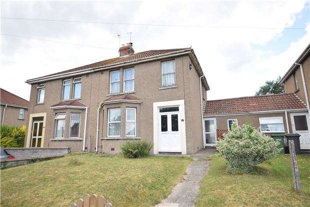 3 Bedrooms Semi Detached House for sale in Lees Hill, Kingswood, Bristol, BS15 4TW