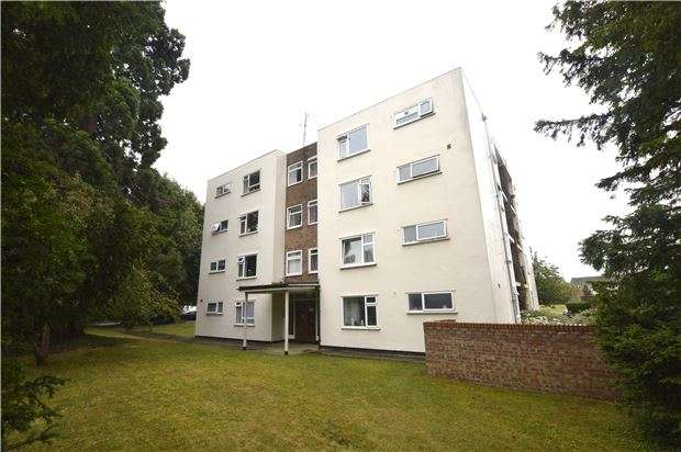 2 Bedrooms Flat for sale in Belworth Court, CHELTENHAM, Gloucestershire, GL51 6HG