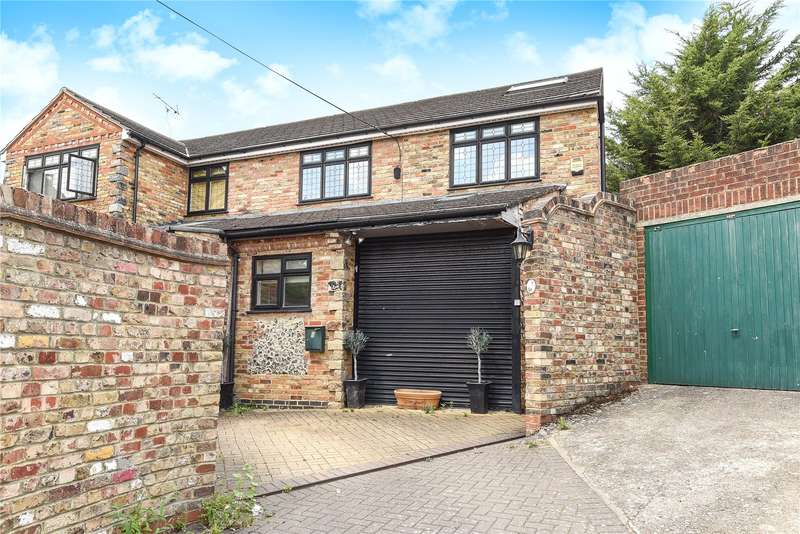 3 Bedrooms Semi Detached House for sale in Priory Close, Ruislip, Middlesex, HA4