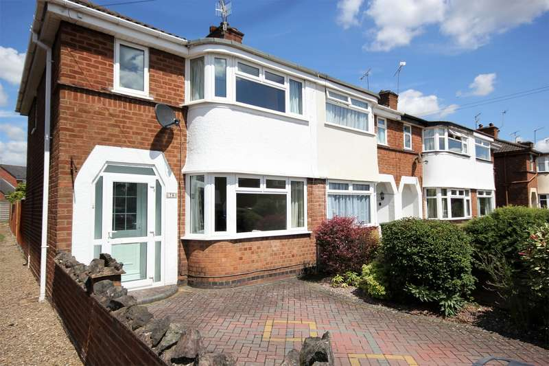 3 Bedrooms End Of Terrace House for sale in Winchester Avenue, St Johns, Worcester