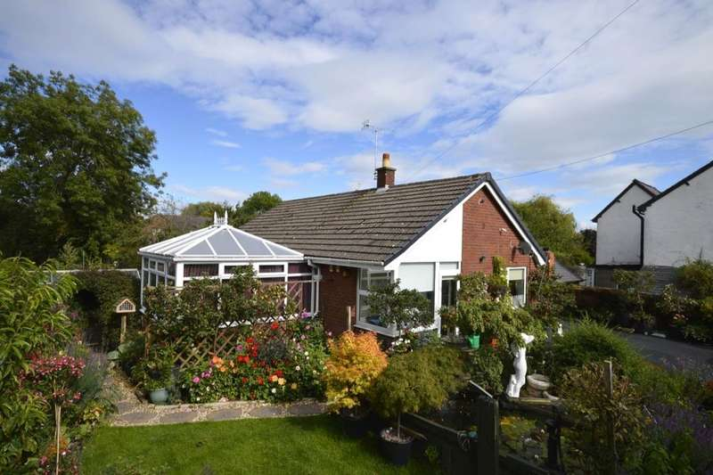 2 Bedrooms Detached Bungalow for sale in Briar Patch Kimberley Lane, St. Martins, Oswestry, SY11