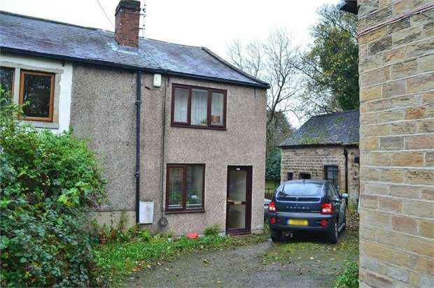 2 Bedrooms End Of Terrace House for sale in Queen Street, Gomersal, Cleckheaton, West Yorkshire