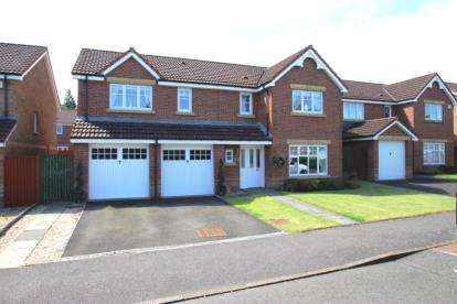 5 Bedrooms Detached House for sale in Cromwell Road, Falkirk