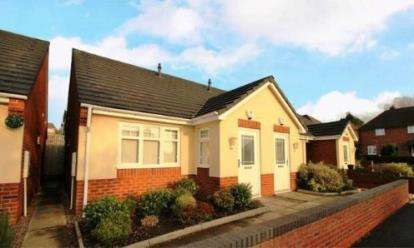 1 Bedroom Bungalow for sale in Park Road, Lower Gornal, Dudley, West Midlands