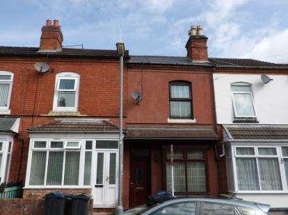 3 Bedrooms House for sale in Blackford Road, Birmingham, West Midlands