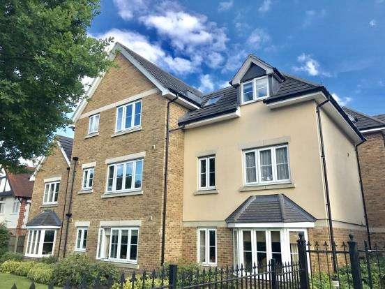 2 Bedrooms Flat for sale in 71-75 Church Road, Addlestone, Surrey
