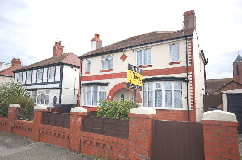 2 Bedrooms Semi Detached House for sale in Leith Avenue, Thornton-Cleveleys