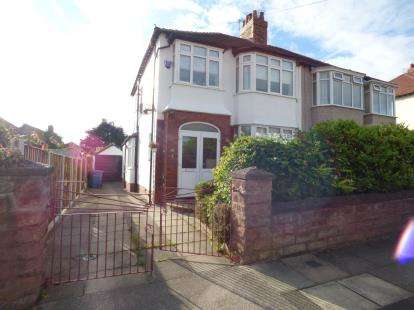 3 Bedrooms Detached House for sale in Chequers Gardens, Aigburth, Liverpool, Merseyside, L19